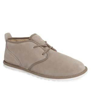 UGG Mens UGGpure Fur Lined Chukka Suede Boots